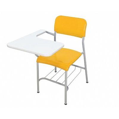Cadeira Universitária com Prancheta Frontal em PP