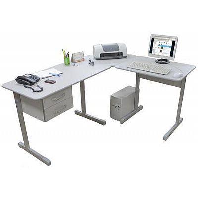Mesa para escritorio em l - Mesa escritorio l ...