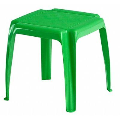 Mesa de plastico infantil cubo dimovesc for Mesas infantiles de plastico